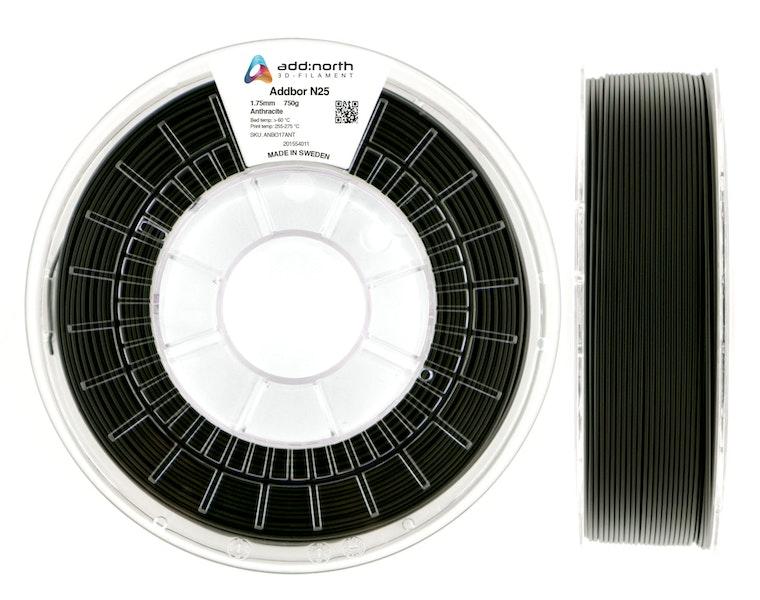 Addbor N25 - 1.75mm - 750g - Anthracite