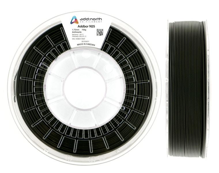 Addbor N25 - 2.85mm - 750g - Anthracite