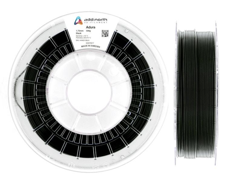 Adura™ - 1.75mm - 500g - Black