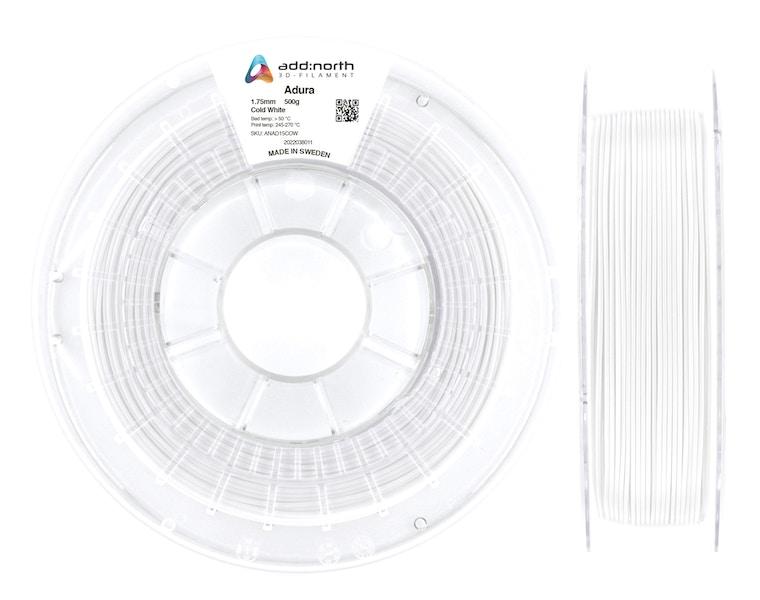 Adura™ - 1.75mm - 500g - Cold White