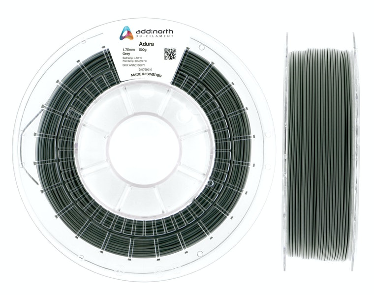 Adura™ - 1.75mm - 500g - Grey