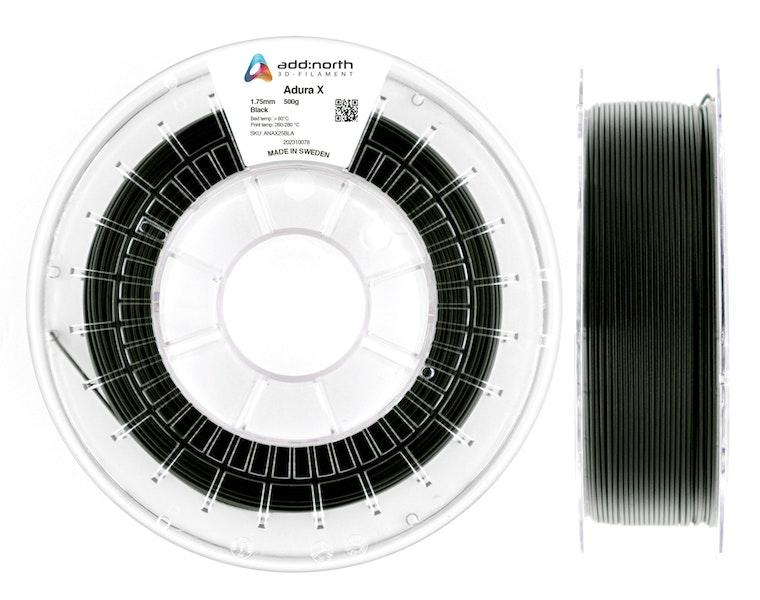 Adura™ X - 1.75mm - 500g - Black