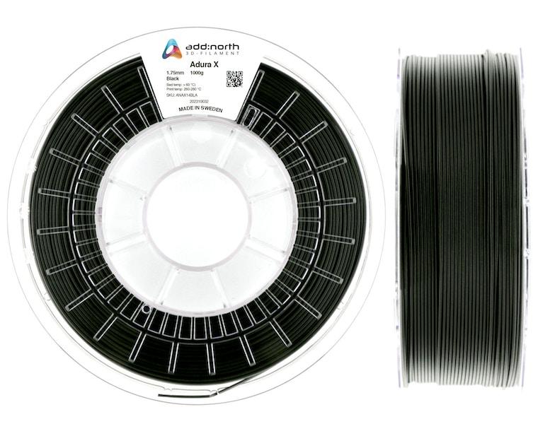 Adura™ X - 2.85mm - 1000g - Black