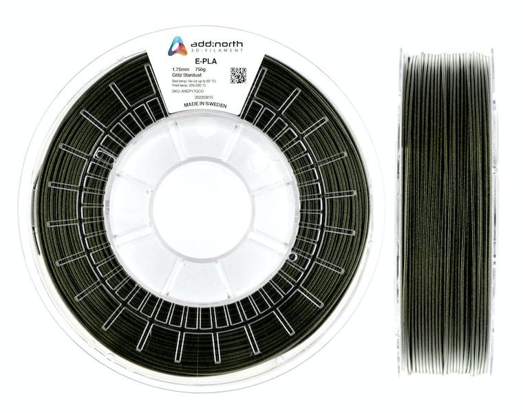 E-PLA - 1.75mm - 750g - Glitz Stardust
