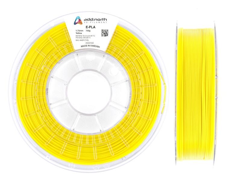 E-PLA - 2.85mm - 750g - Yellow