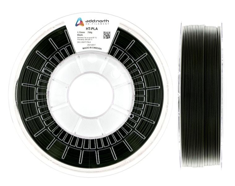 HT-PLA - 2.85mm - 750g - Black