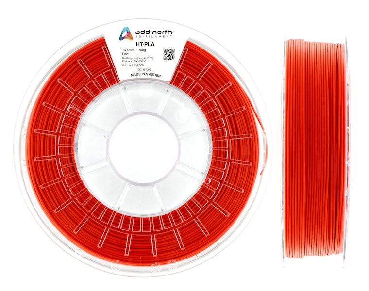 HT-PLA - 2.85mm - 750g - Red
