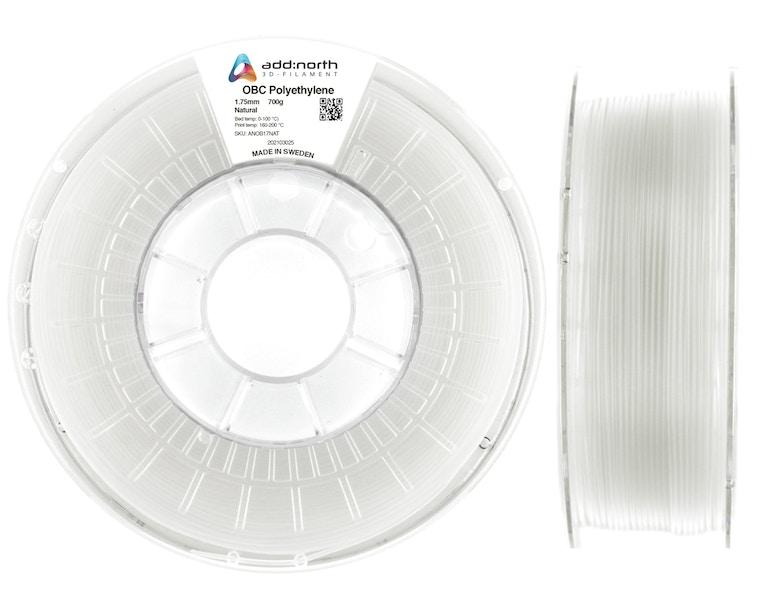OBC Polyethylene - 2.85mm - 700g - Natural