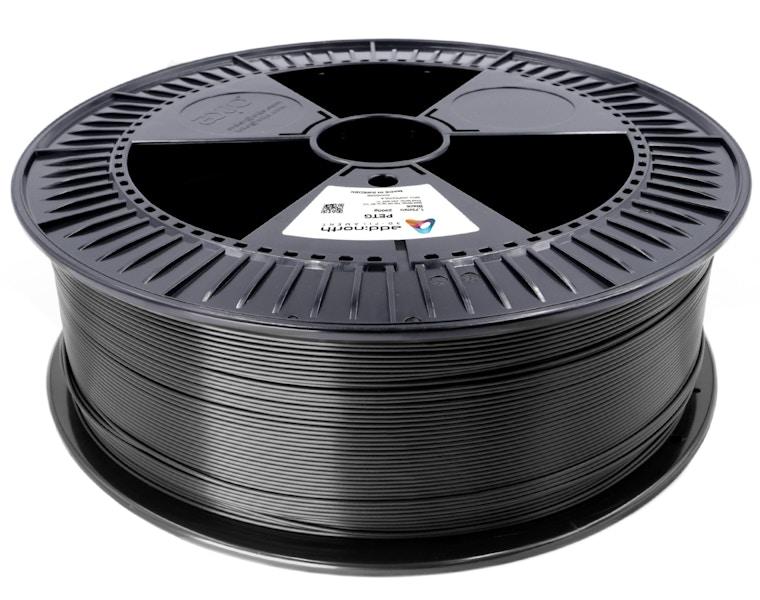 PETG - 2.85mm - 2300g - Black