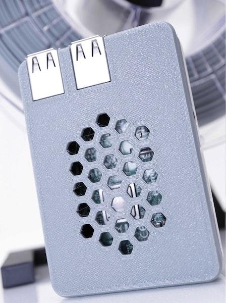 PETG Economy - 1.75mm - 1000g - Grey