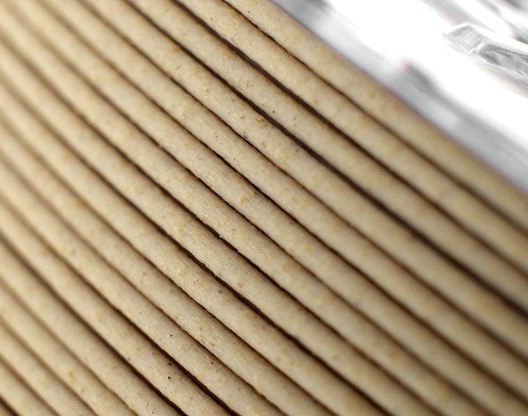 PLA Wood - 2.85mm - 500g - Light Oak