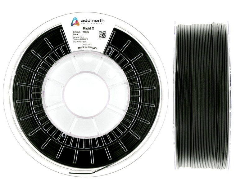Rigid X - 1.75mm - 1000g - Black