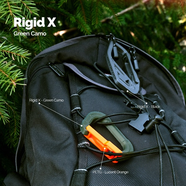 Rigid X - 2.85mm - 500g - Black