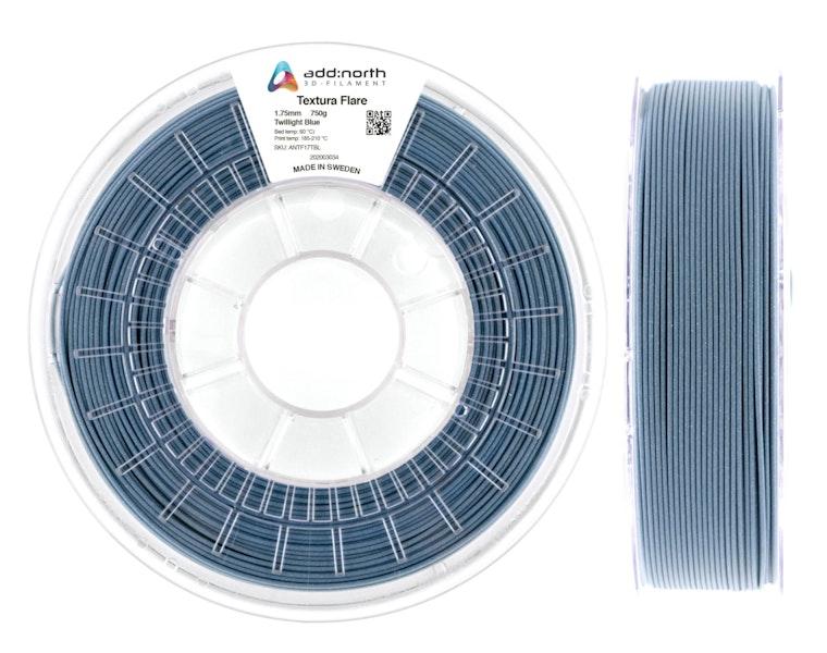Textura™ Flare - 1.75mm - 750g - Twilight Blue