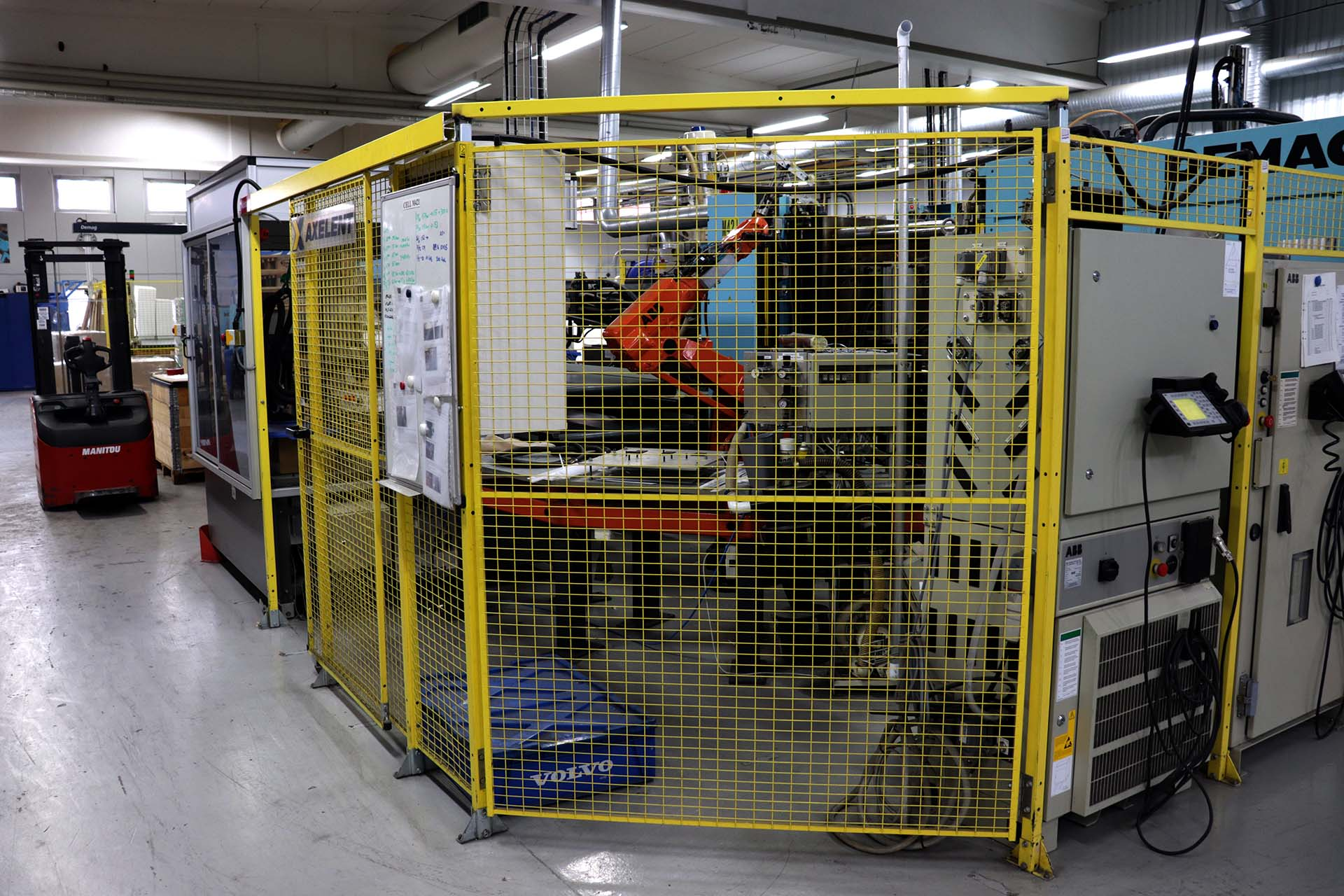 Increased efficiency and large savings realized through 3D-printing